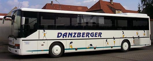 Jobs Omnibusfahrer - 97332 Volkach - Reisebüro Danzberger ...